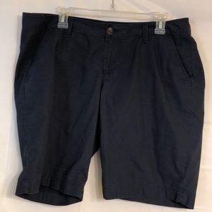Old Navy-navy blue shorts